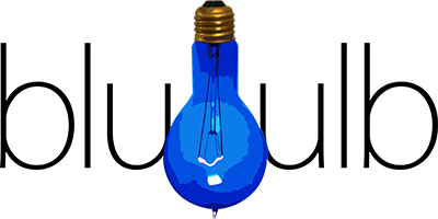 Blubulb Lighting logo